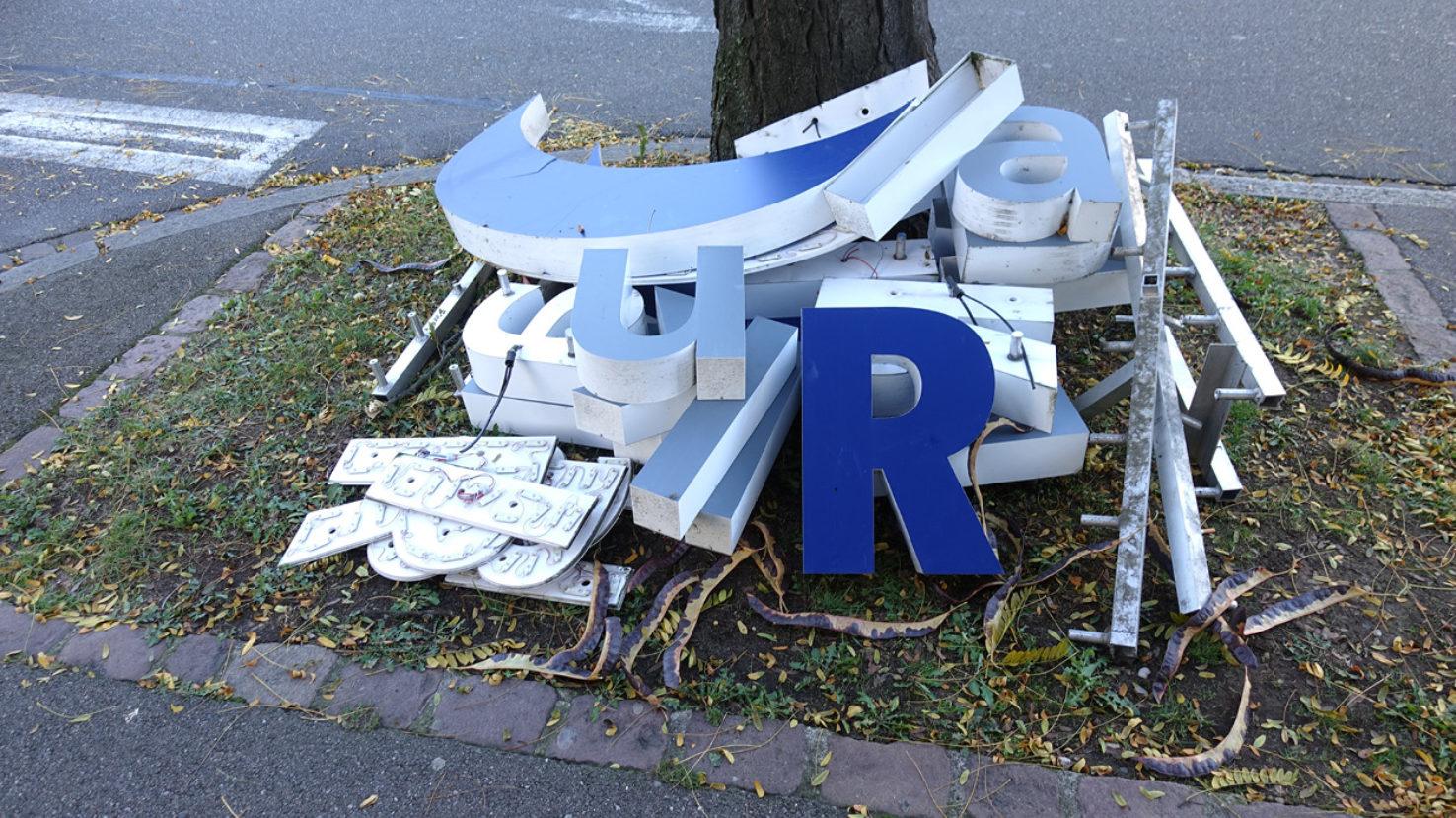 Abgebautes-WIR-Bank-Logo