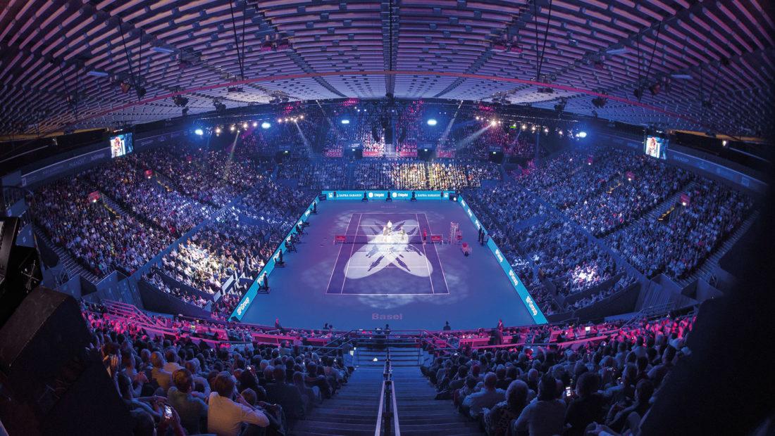 Swiss Indoors Basel 2015